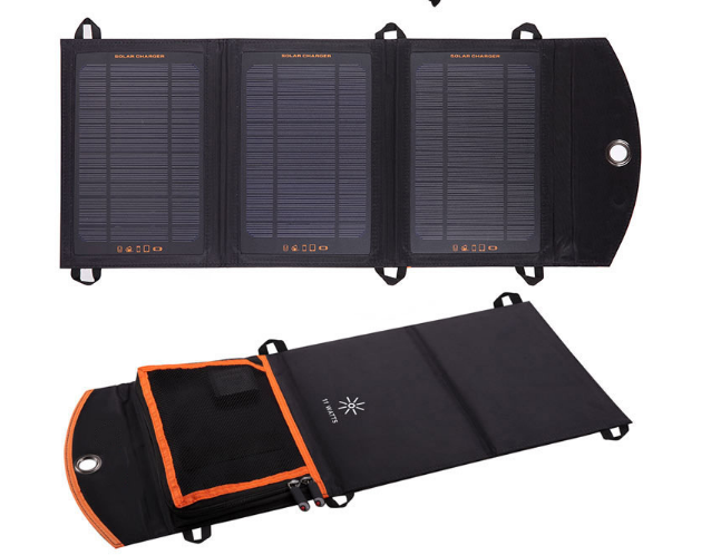 Solar Folding Board Charger